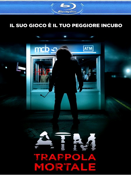 Банкомат / ATM (2012) BDRip 720p + DVD5 + HDRip