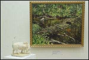 Выставка в ВЦСПбСХ. Zoo КультУра 2012