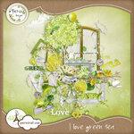 390 Зелёный чай