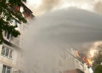 Что стало причиной пожара на сгоревшей мансарде