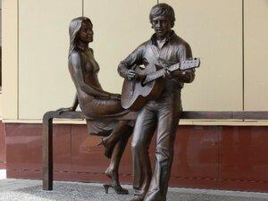 Дорогие украшения современных домов - скульптуры