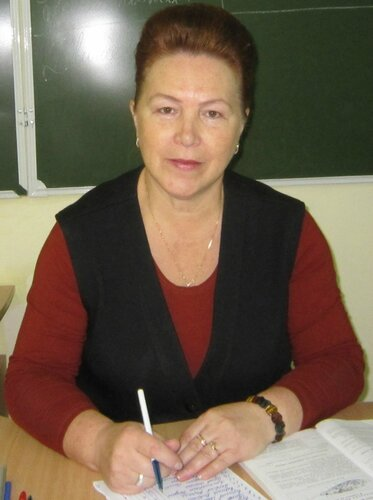 Сорокина Тамара Васильевна
