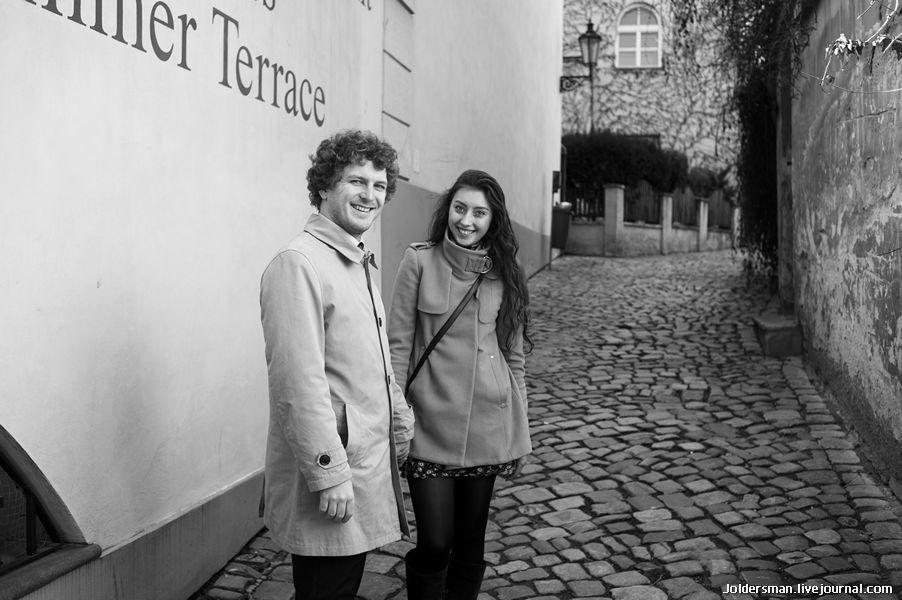 фотосессия в Праге - фотограф Артур Якуцевич
