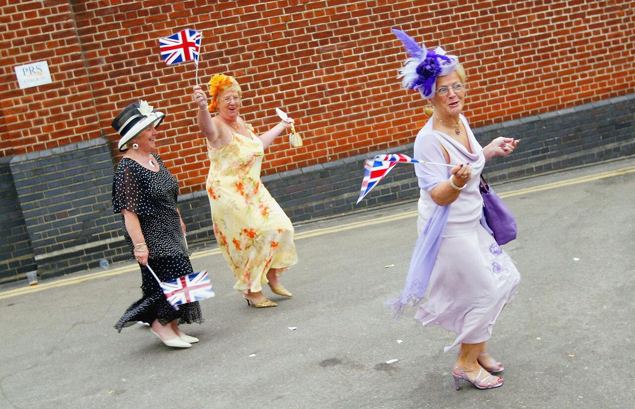 UK Royal Ascot 2004 - Day Three 'Ladies Day'