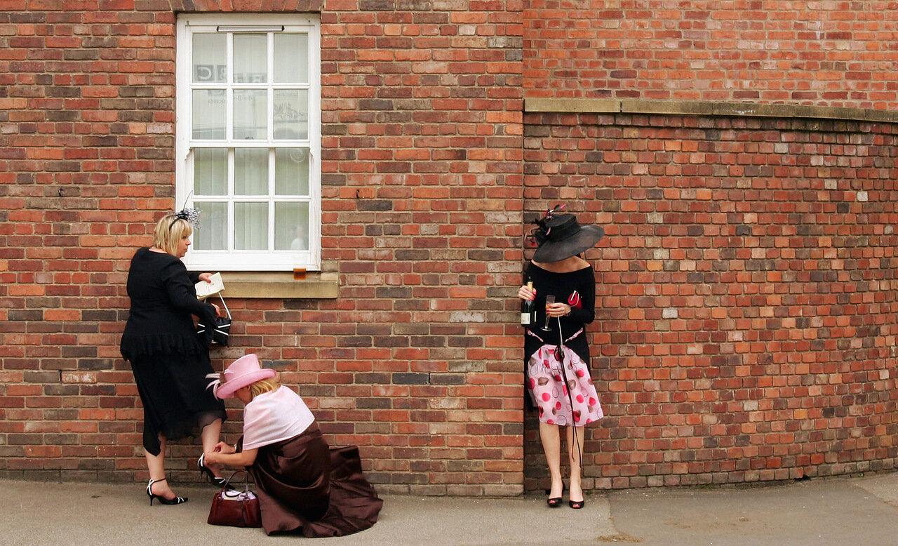 Royal Ascot 2005 - Ladies Day