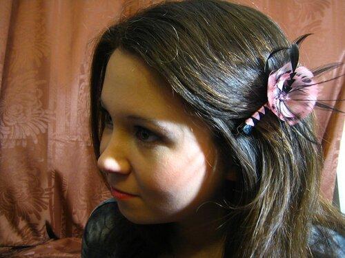 Заколка для волос Grrammulka.art