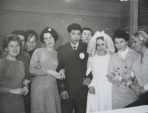 фото первой жены каримова