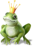 NLD Frog Prince with Crown sh.png