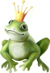 NLD Frog Prince with Crown.png