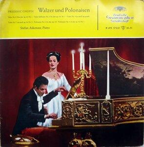Frederic Chopin. Walzer Und Polonaisen (1958) [Deutsche Grammophon, LPE 17 031]