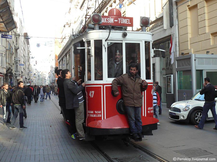 ностальгического трамвая: