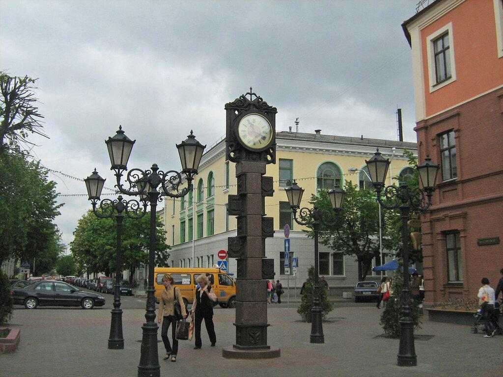город Брест, города Беларуси
