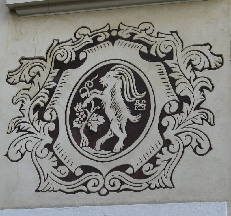 Lublin's Goat emblem