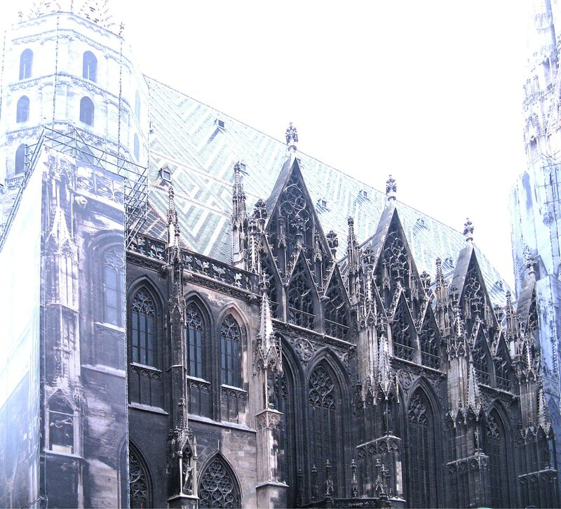 St. Stephen's Cathedral (Stephansdom), Vienna