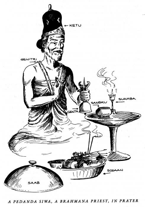 Первосвященник Шивы