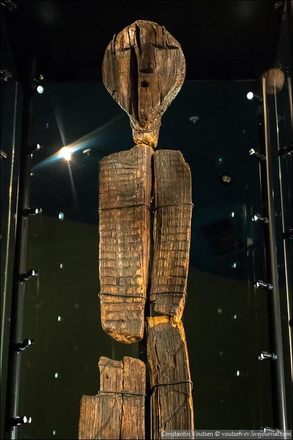 Шигирский идол. Тайна идола из уральских болот