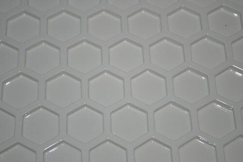 Мастер-класс по свечеварению  Цветной шестиугольник