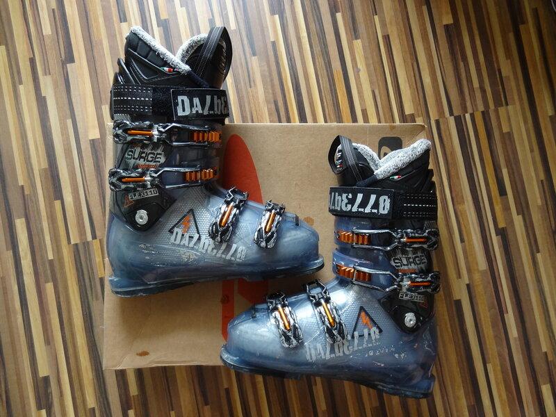 tarjoavat alennuksia paras myynti ostaa halpaa Dalbello Surge Carbon 110 / Ньюскул форум горных лыж ...