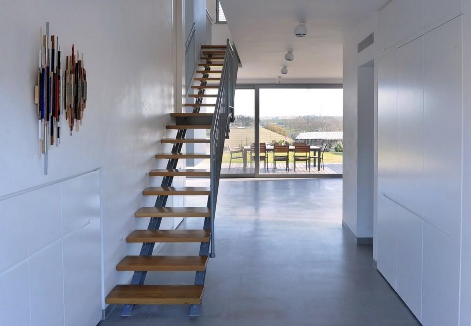 Hasharon House в Израиле от Sharon Neuman Architects