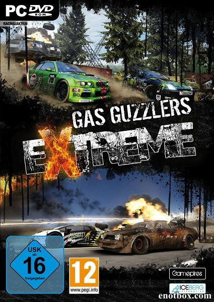 Gas Guzzlers Extreme: Gold Pack [v 1.8.0 + 2 DLC] (2013/RUS/ENG/Repack by xatab)