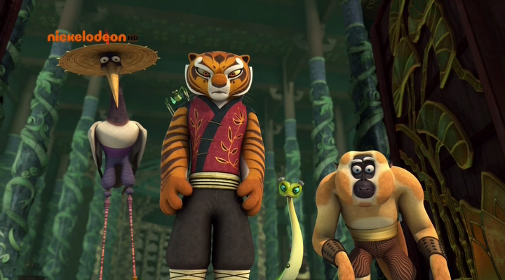 кунг фу панда захватывающие легенды смотреть онлайн: