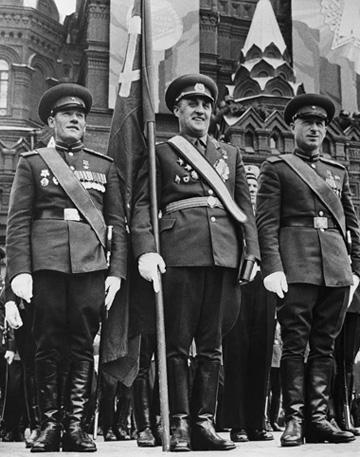 15-9 мая 1965 года. Подпись под снимком ИТАР-ТАСС Москва. Красная площадь.jpg