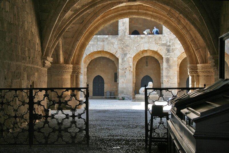 Родосская крепость, Исторический музей