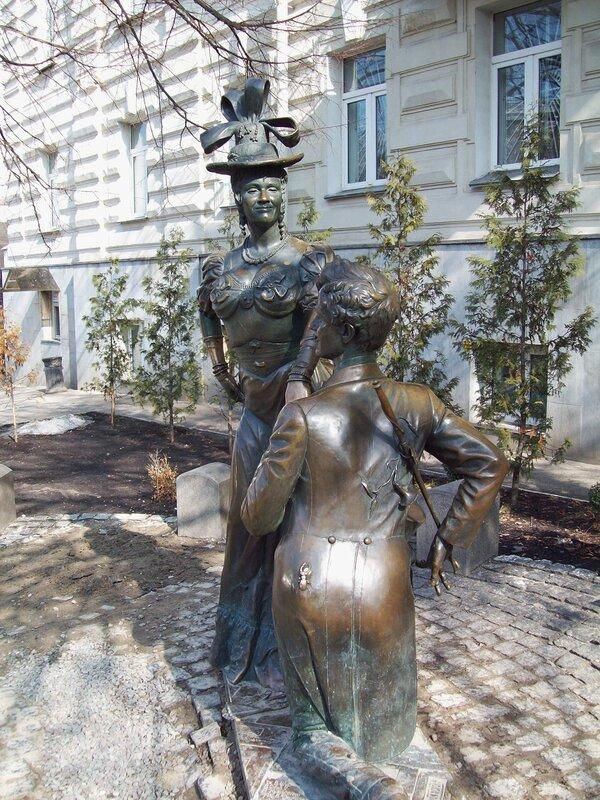 Голохвастов и Проня