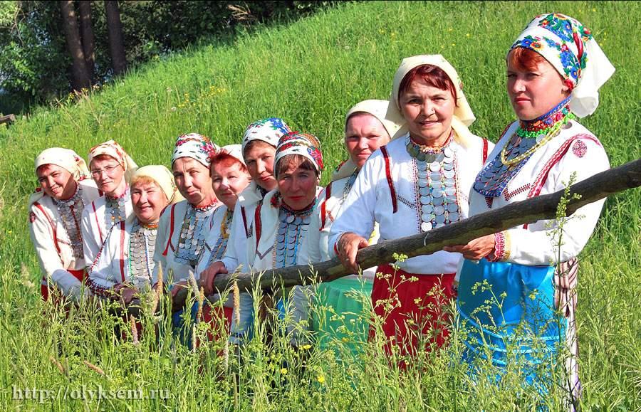 Деревня Чуваш-Отары