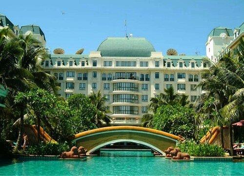 Клубные отели на хайнань