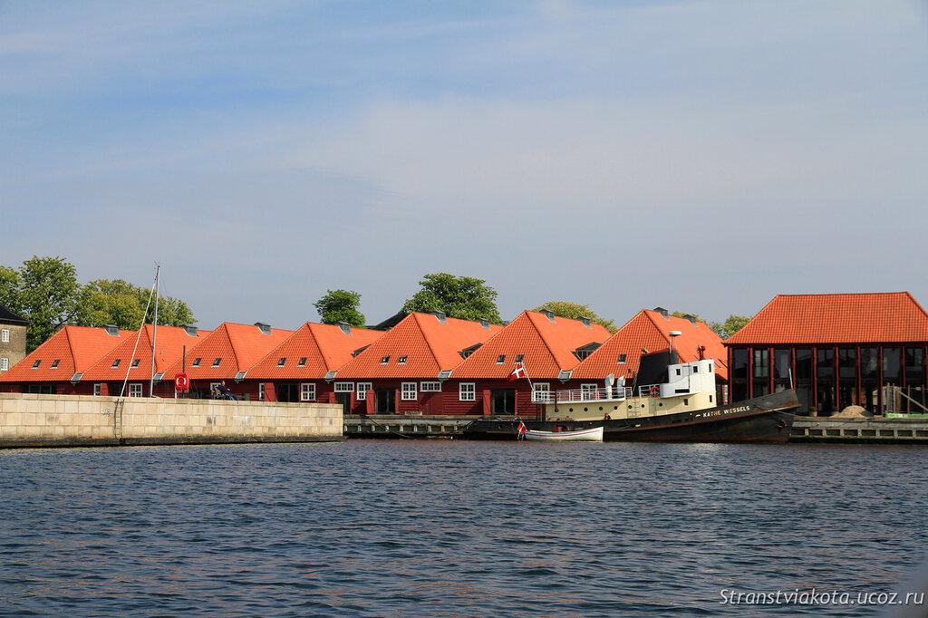 Прогулка по каналам Копенгагена