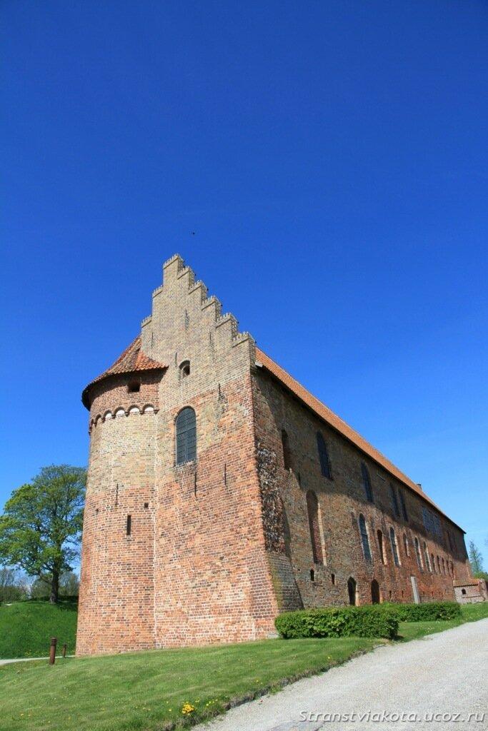 Дания, замок Нюборг