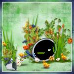 "Скрап набор ""цветочная улыбка"" 0_74129_543ba39c_S"