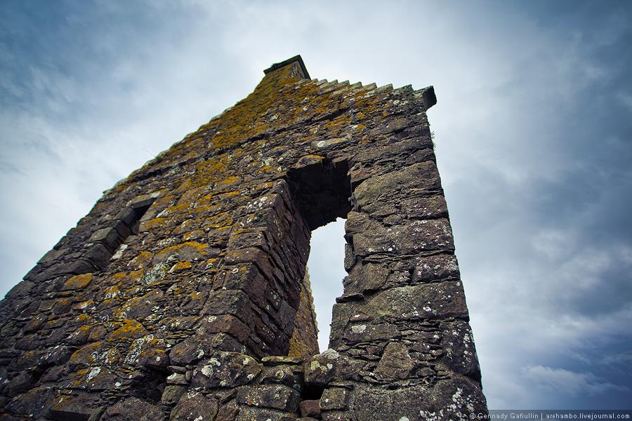 Замок Данноттар