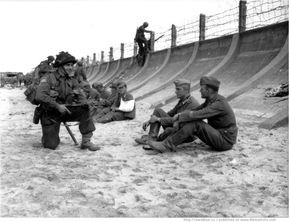 Высадка в Нормандии или операция Оверлорд
