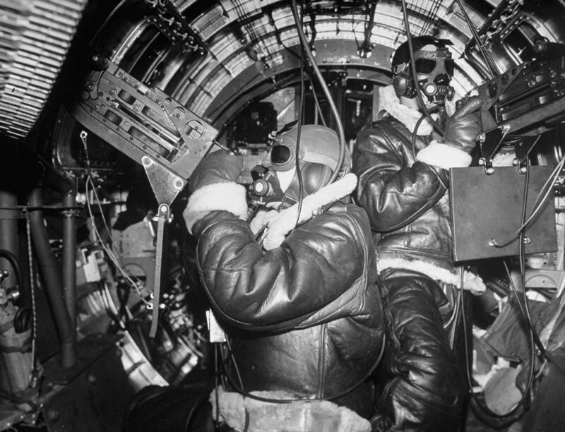 8TH AIR FORCE BOMBER COMMAND