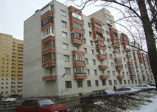 ул. Типанова 34к3