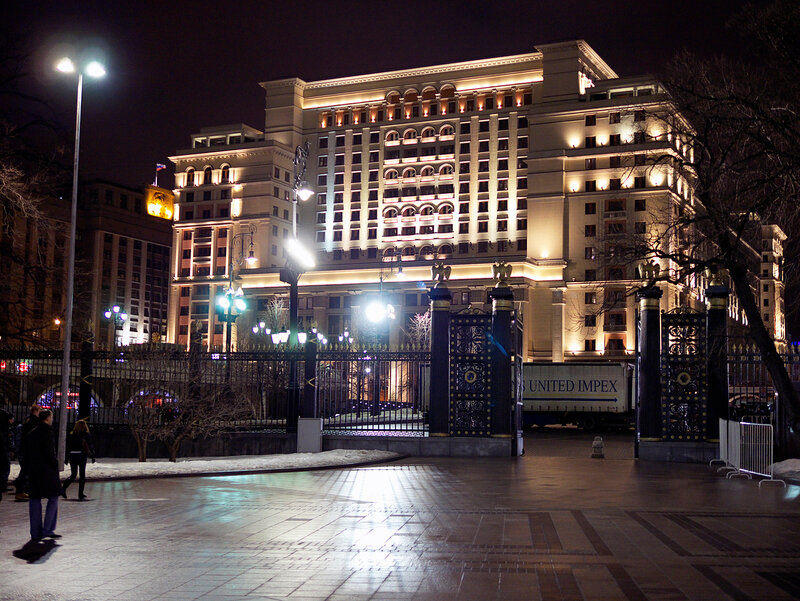 Гостиница Москва (дубль 2)
