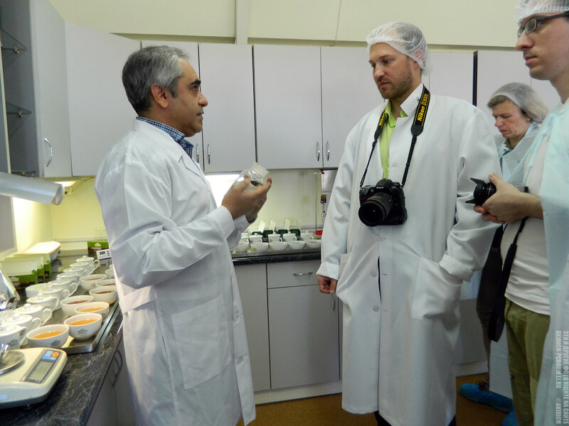 Как в Украине делают индийский чай