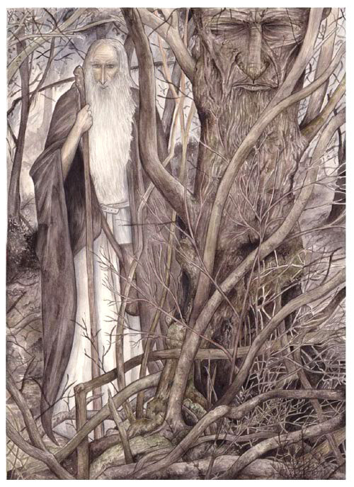 Gandalf the White by peet