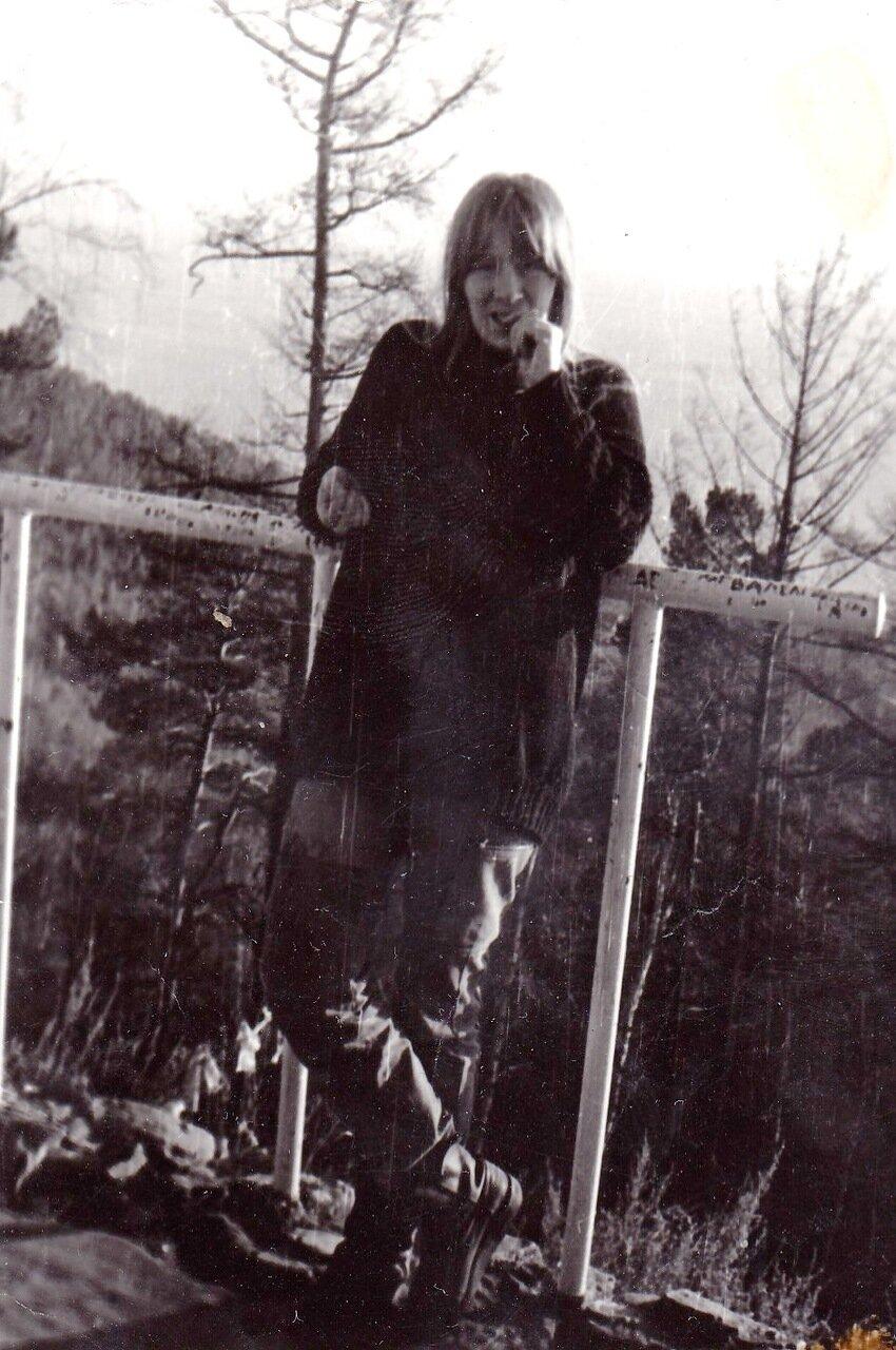 1989. Янка на Байкале