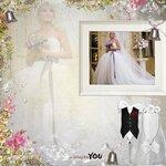 свадебный скрап-набор счастье