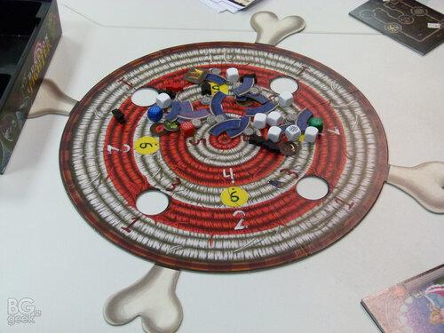 настольная игра Dungeon Fighter