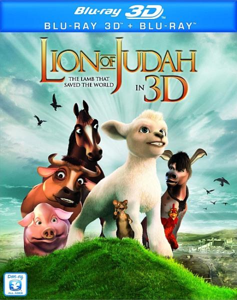 Иудейский лев / The Lion of Judah (2011) HDRip