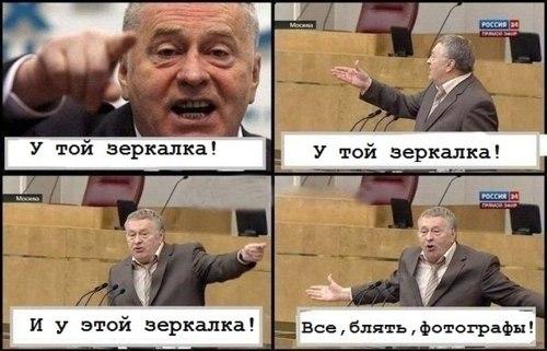 Жириновский все фотографы