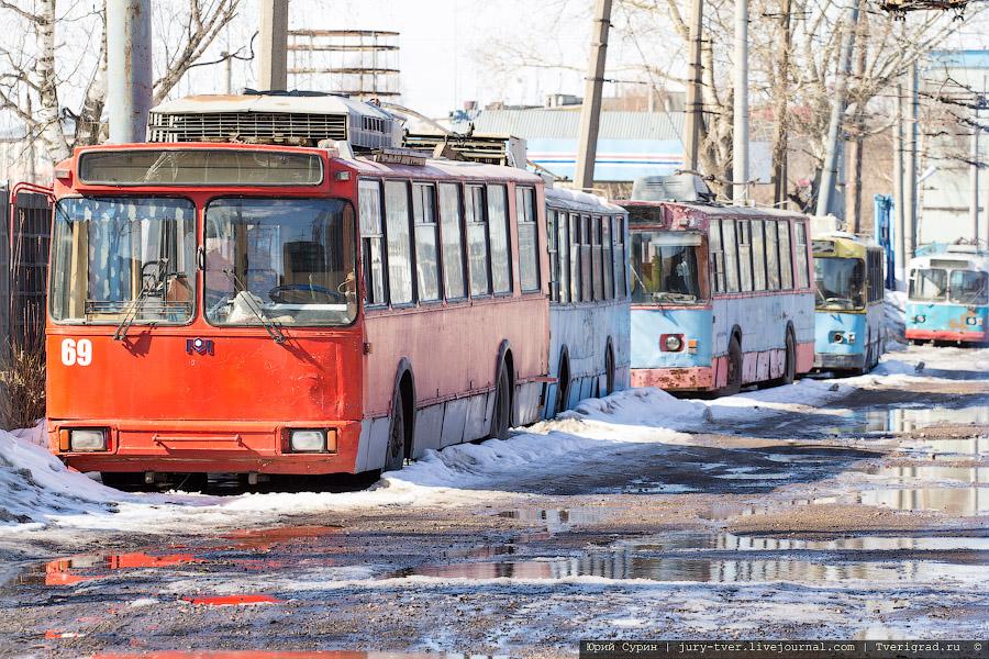 МУП Городской электрический транспорт Твери