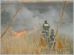 Пожар в Бельцах, Байдуково