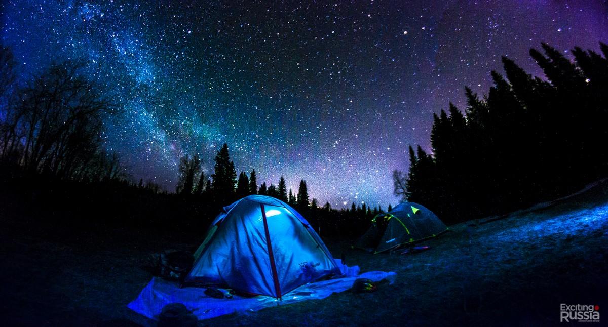 Красивая природа Пермского края
