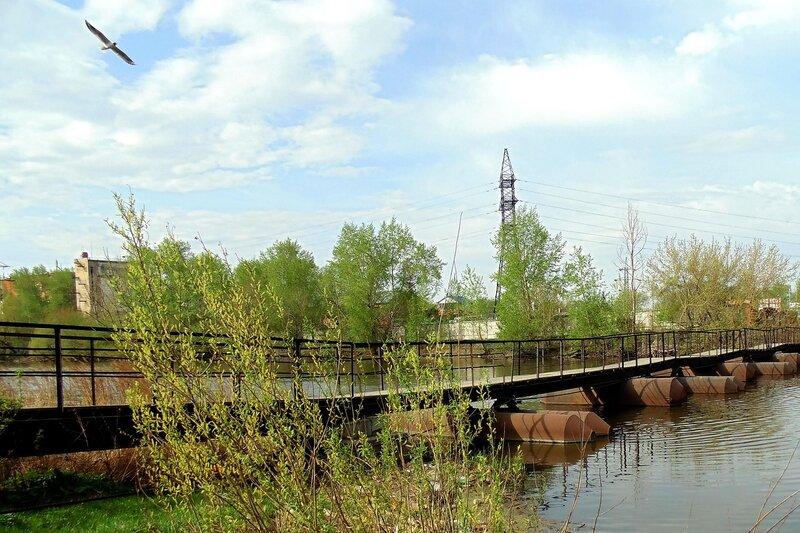У реки Миасс
