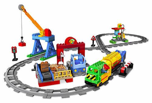 Дорога Lego Duplo - для